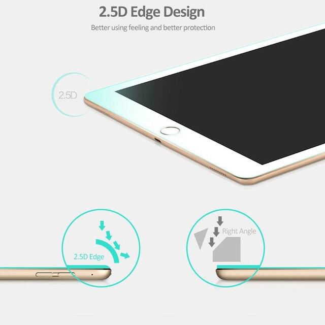 Фото 9h премиум протектор экрана для ipad mini 4 закаленное стекло цена