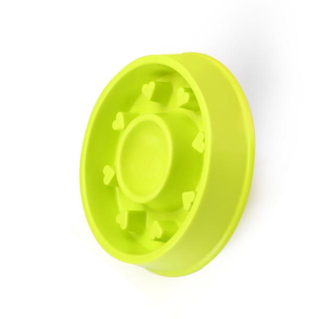 Anti-Choke Puzzle Dog Food Bowl