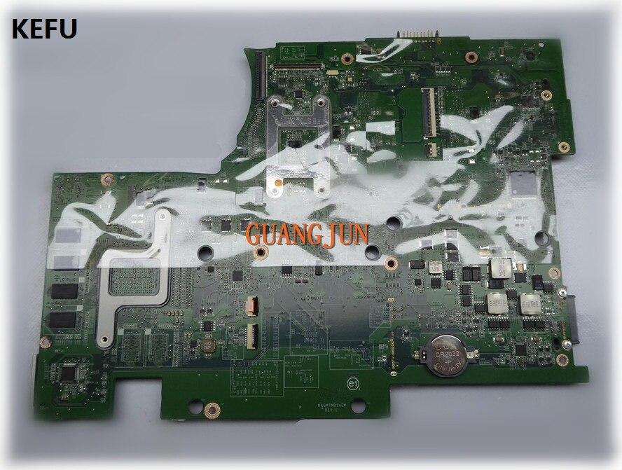 DELL XPS L702X CN-0JJVYM JJVYM DAGM7MB1AE1 Intel Laptop Motherboard
