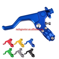 22MM 7 8 CNC Short Stunt Clutch Lever Assembly For Kawasaki KX85 KX250 KX500 KX250F KX450F