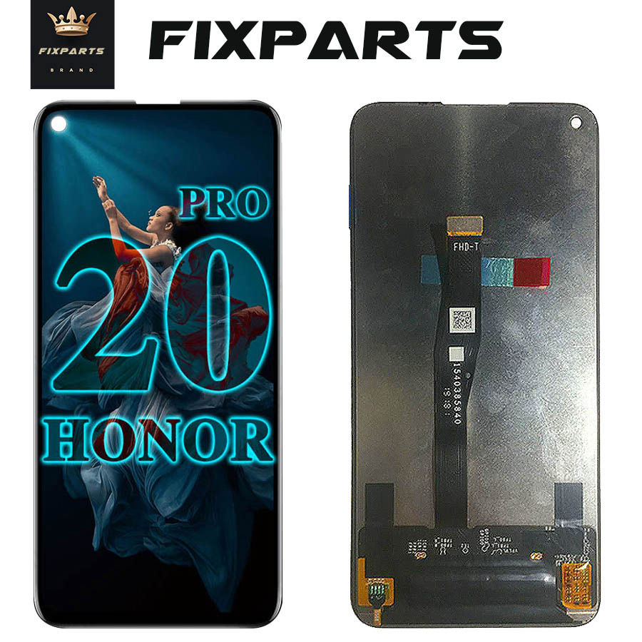 Original LCD Huawei Honor 20 LCD Display Screen Touch Panel Digitizer Replacement For Huawei Honor 20