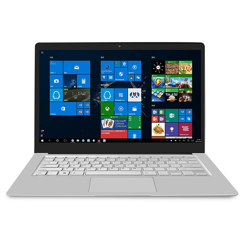 Jumper EZBook S4 Laptop 14.0 Inch 4GB RAM 128GB / 64GB ROM Windows 10 Intel Gemini Lake N4100 Quad Core Dual Band WiFi Mini HDMI