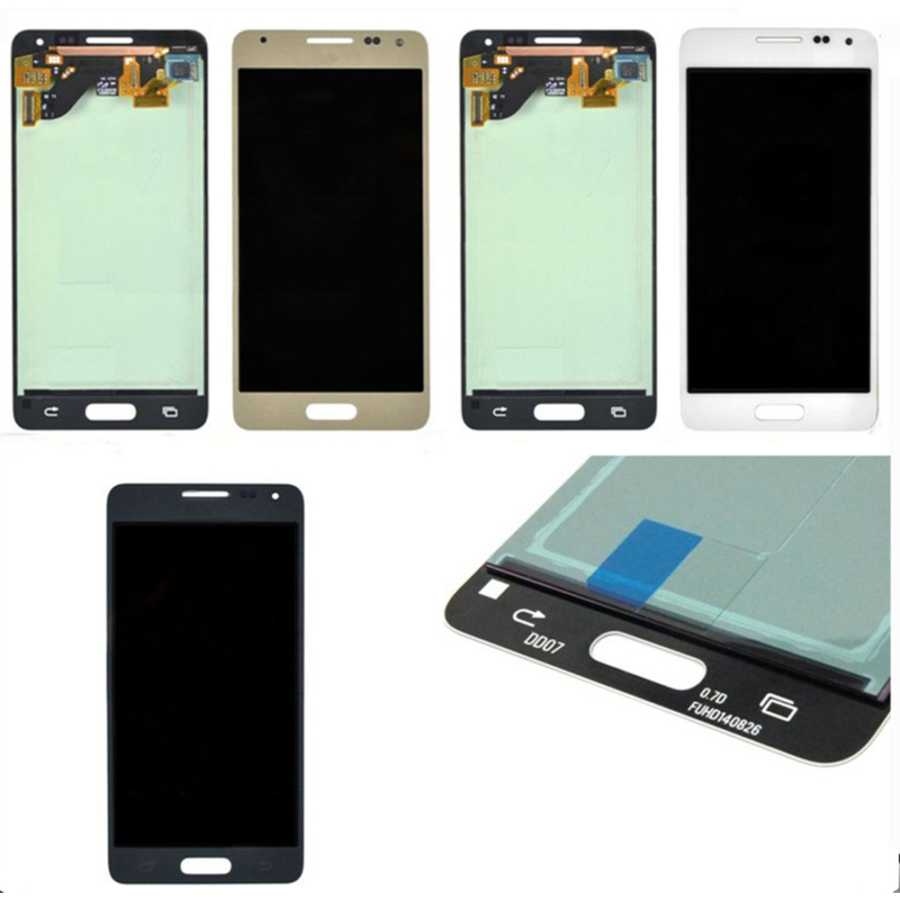 For Samsung Galaxy Alpha G850 G850F G850M G850K LCD Screen and Digitizer Assembly Replacement!