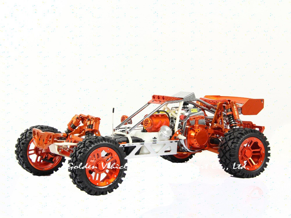 New style half alloy 1/5 Baja gas rc car 305B with walbro and NGK + GT3B rovan gas baja 30 5cc 4 bolt chrome engine with walbro carb and ngk spark plug for 1 5 scale hpi km losi rc car parts