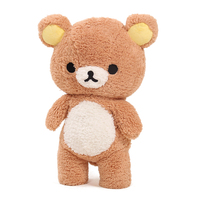Holiday sale 50cm special cute sweet cartoon cookies teddy bear anime cloth doll plush stuffed toy funny birthday gift 1 pc