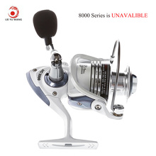 LIEYUWANG 13 1BB 5 1 Spinning Fishing Reel Full Metal Fishing Reel with Exchangeable Handle Automatic