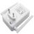 Venta caliente 750 Antena 300mbps Wifi Repetidor Booster Amplificador de Señal Extensor De Alcance Inalámbrico 802.11N wlan UE