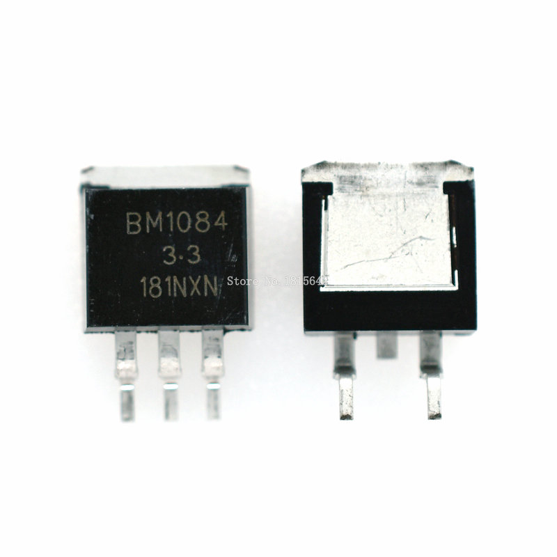 5PCS/Lot BM1084-3.3 TO-263 BM1084 1084-3.3 SMD Voltage Regulator IC