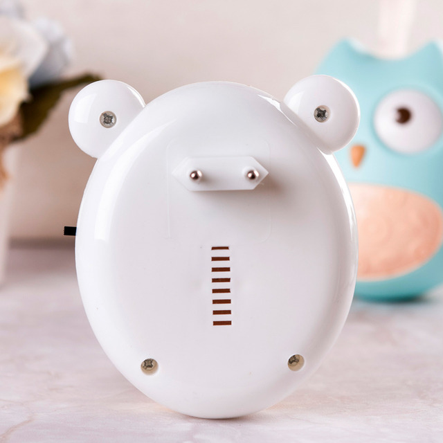 CUTE MINI ELECTRONIC MOSQUITO KILLER LAMP 2