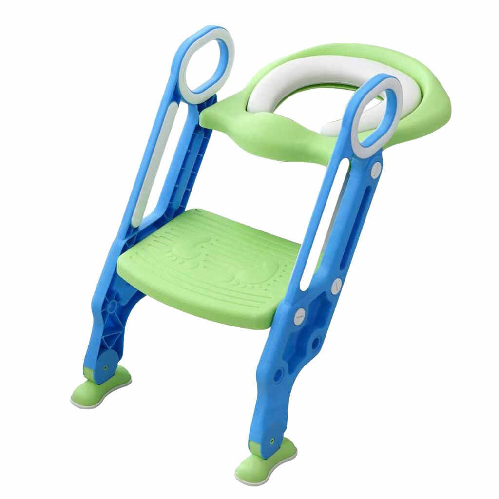 Детский горшок унитаз тренировочное сиденье шаг лестница-стул регулируемый тренировочный стул