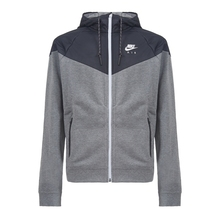 Original   NIKE FT WR-HYBRID men's jacket 678552 Hoodie sportswear