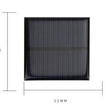 ALLMEJORES солнечная панель 5 в 6 в 12 В мини солнечная батарея панель для DIY зарядное устройство power bank игрушка источник питания солнечный светильник