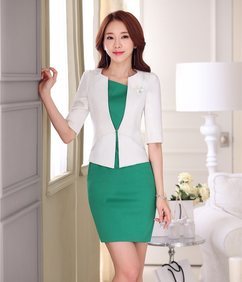 Aliexpress.com : Buy Formal Ladies Dress Suits for Women Business ...