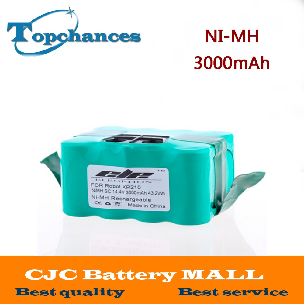 14.4V 3000mAh NI-MH Battery for SAMBA XR210 XR201C R Vacuum Cleaner NS3000D03X3 YX-Ni-MH-022144 For SAMBA CleanTouch Klarstein 10 16pcs sc rechargeable battery 1 2v sub c size 3000mah ni mh ni mh cell with welding tab pin for electric drill vacuum cleaner