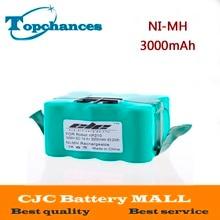 14.4 В 3000 мАч NI-MH Аккумулятор для XR201C R Пылесос NS3000D03X3 YX-Ni-MH-022144 Для SAMBA SAMBA XR210 CleanTouch Klarstein