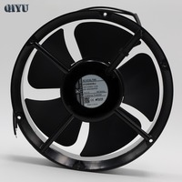 AC 220V AC 240V 22060 Axial fan Industrial ventilation cooling fan 22cm air blower The cooling fan cabinet ventilation
