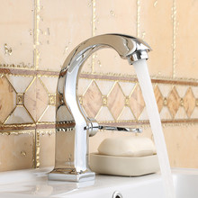 Bathroom Taps Torneira single handle Misturador Bathroom Faucet Chrome Torneira Banheiro Mitigeur Lavabo Monocomando Banheiro