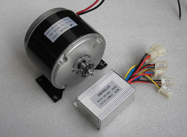 24v 300w Dc Motor Electric Scooters Motor Dc Motor With