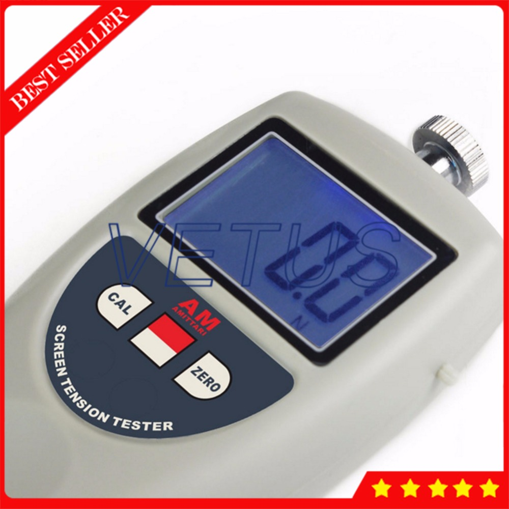 7 40N/cm Digital Screen Printing Tension Meter Tester Gauge for wire ...
