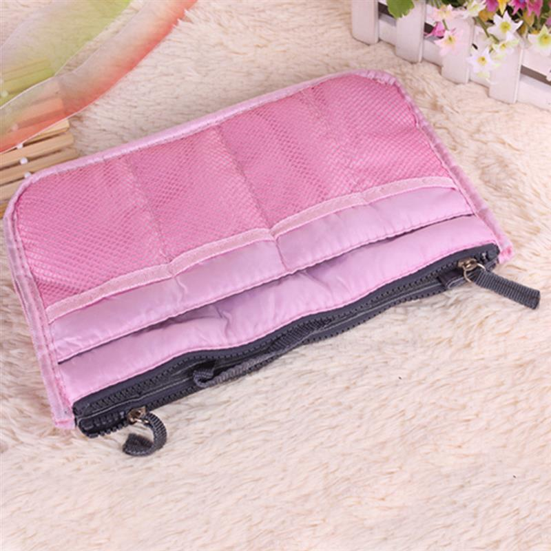 Cosmetic Bag Makeup Bag Travel Organizer Portable Beauty Pouch Functional Bag Toiletry Make Up Makeup Organizers Phone Bag Case 2