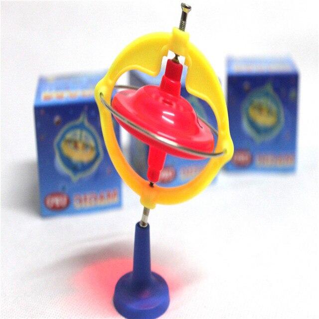 1 Шт. Sumbay Магия Интеллект Звезда Кружение Scope Toy Spinning Волчком