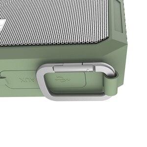 Image 3 - Bluetooth Loa NILLKIN 2 trong 1 Bộ Sạc Điện Thoại Ngoài Trời Bluetooth 4.0 Loa ngân hàng Điện trạm trong 1 âm nhạc hộp loa protable