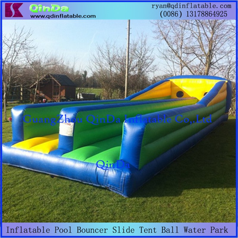 Inflatable Bungee Run17