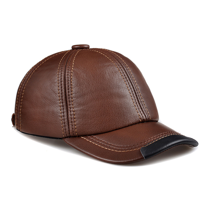 The leather cap layer of leather baseball cap in autumn and winter and outdoor men's cashmere peaked cap purnima sareen sundeep kumar and rakesh singh molecular and pathological characterization of slow rusting in wheat