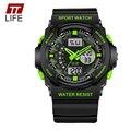 TTLIFE Couples Clock Multifunctional Digital Watch Men Waterproof Sport Electronic Watches Women Wrist Watch Relojes Deportivos