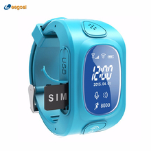 Y3 Smart Kids Watch LCD Screen LBS/GPS/GSM/Wifi Triple Tracker Safety Monitor SOS Call Anti Lost Locator SmartWatch for Children(China)