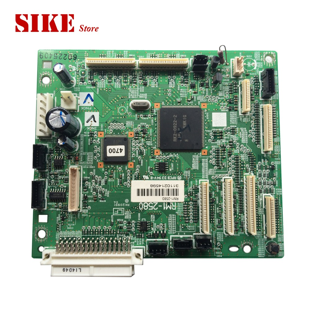 RM1-2580 DC Control PC Board Use For HP 3600 3800 3505 CP3505  HP3600 HP3800 DC Controller Board фея 2580 венге