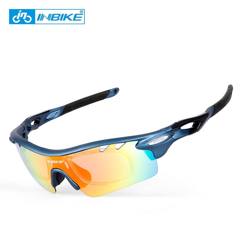 f0f9d4dc03f9b3 INBIKE Polarisées Vélo Vélo Lunettes de Soleil Sports de Plein Air Vélo  Vélo lunettes de Soleil