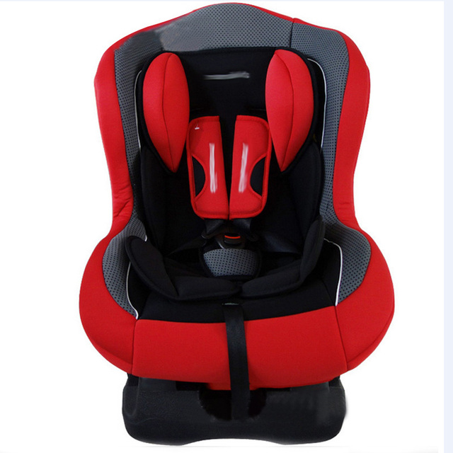 9M-4Y Infant Baby Safety Seat Car Chair Children Canvas Breathable Portable Harness Auto Booster Chair with Belt 2 colors