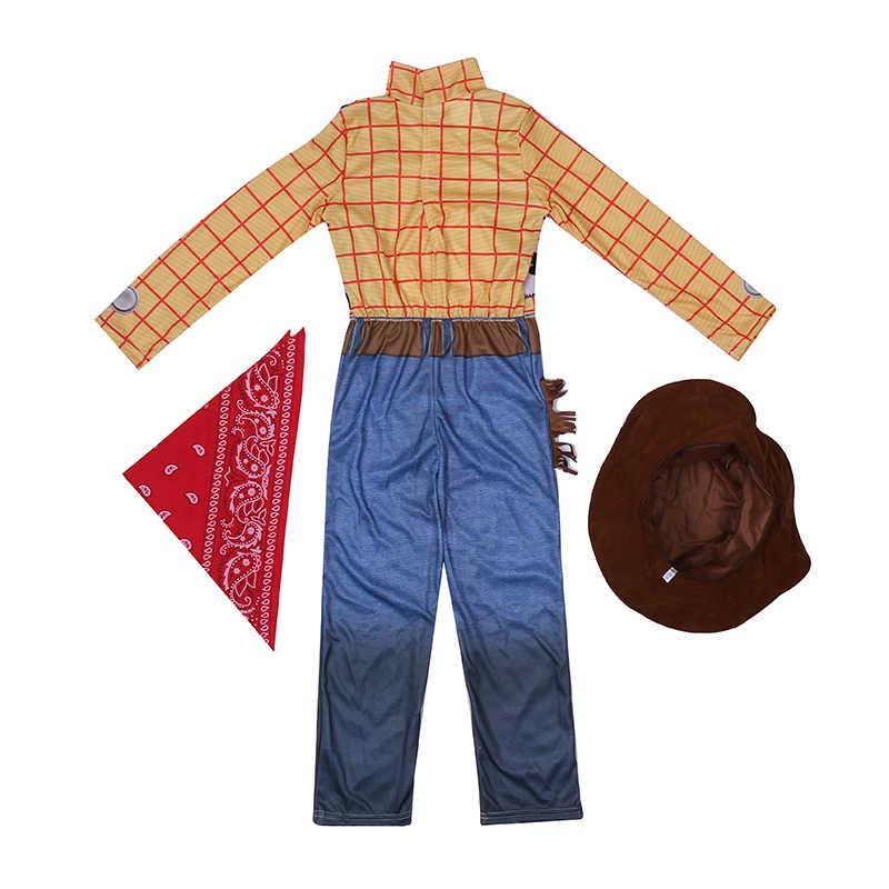 Boys البيع بنين قصة لعبة وودي ديلوكس الأطفال يتوهم فستان زي