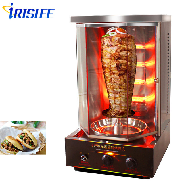 Doner Kebab Machine 220V Automatic Shawarma Machine Kebab ...