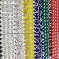 20 pçs/lote 5730 injection módulo led com lente 3 leds, Mini módulo, Dc12v, Módulo alto brilho para placa de publicidade