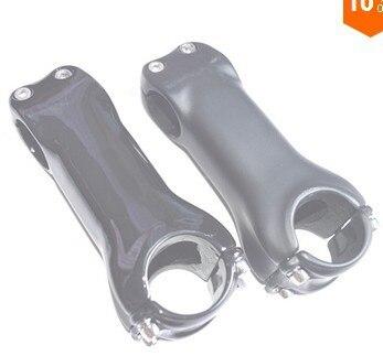 Offres spéciales! UD mat complet en Fiber de carbone vélo route/vtt Stand tige pièces de vélo Angle 6 17 degrés 31.8*80/90/100/110