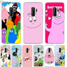 Cute Cartoon Barbapapa Phone Case Cover