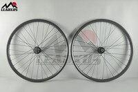 LEADXUS 29er MTB XC Carbon Wheelset 3K/UD Glossy 30mm Width 25mm Depth Hookless 28/28H 32 32H D711/D712SB 29 Inch Bicycle Wheels