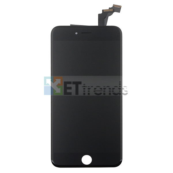 Complete LCD & Digitizer Assembly for Apple iPhone 6 Plus - Black (4)