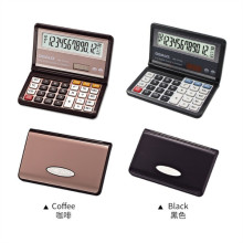 NEW Flip Calculator Scientifice Caculator Folding Desktop Battery & Solar Calculator for School Convenient to carry caculators
