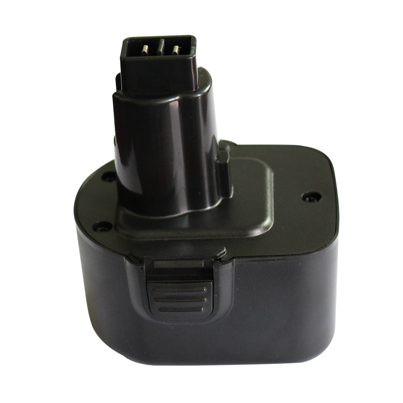 Electric Drill Parts Battery Plastic Case ( No Battery Cell ) For DeWalt 12V DW9071 DW9072 DW9074 152250-27