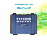 Máquina de limpieza de vapor de alta temperatura aparato doméstico portátil Limpiador de vapor con alta eficiencia LS-2408QXJ