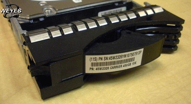 17P2228 17P9905 45W2326 450G 15K FC FOR DS6000 Server Hard Disk one year warranty server hard disk drive 17p2228 17p9905 450gb 15k fc 3 5 ds8000 three years warranty