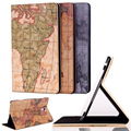 Good Quality Cover for Samsung Galaxy Tab S 8.4 T700 T705 Case World Map Pattern Holster for Samsung Galaxy Tab S 8.4 inch Case