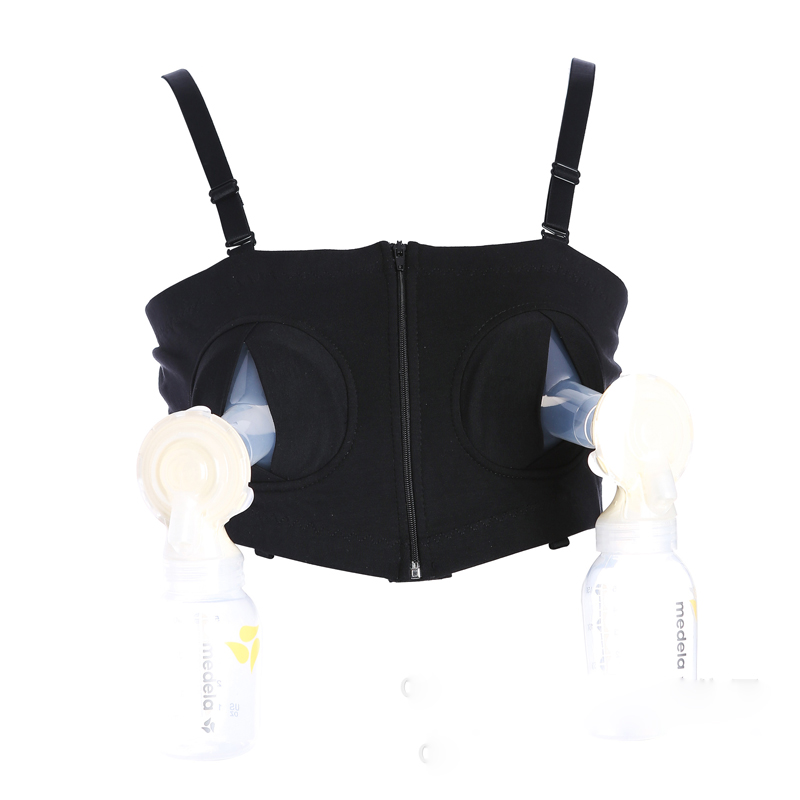 4dc622c5e9b Sunbaby New High Quanlity Nursing Bra With Breast Pump Plus Size Free Size  Adjustable Nursing Bra For Pregnant Women-in Tanks   Camis from Mother    Kids on ...