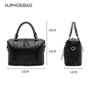 Image 2 - HJPHOEBAG Retrò borse delle nuove donne borse di marca di alta qualità delle signore di grande capacità singolo sacchetto di spalla per il tempo libero sac a main YC201