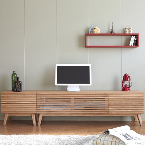 Delicieux Dodge Furniture Futon Furniture Oak Coffee Table, TV Cabinet Scandinavian  Modern Style Minimalist Fashion Korean