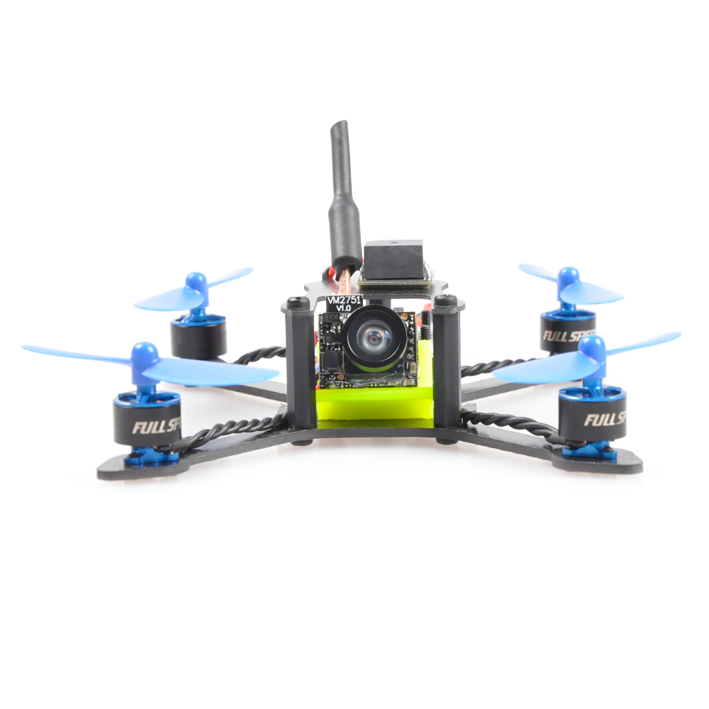 JMT Bat-100 100MM Carbon Fiber DIY FPV Micro Brushless Racing Quadcopter Drone BNF with Frsky/Flysky/DSM-X WFLY RX Receiver jmt x180 diy bnf assembled frame kit with osd fpv hd cam frysky d8 rx battery superlight mini rc racing drone f21233 b