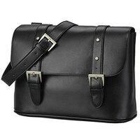 Водонепроницаемый Винтаж модная искусственная кожа DSLR Камера сумка Fit DSLR с 2 линзы черный